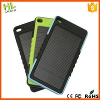 Alibaba products solar energy power bank solar charger case