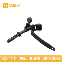 SMZD-1 Plastic material Fixing nail for cable /Fixing Nail For 5*140 cable tie