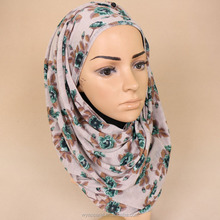 180 x 80 cm beautiful printed jersey hijab scarf hot arab hijab pictures