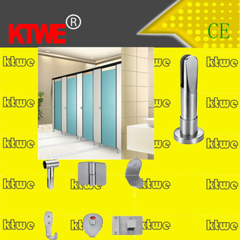 Bathroom hardware cubicle accessories cheap toilet for Bathroom partition accessories