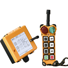 Wireless remote control circuit F24-6D/ hoist crane remote controls