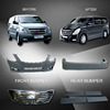 HYUNDAI H1 2014 NEW MODEL GRILLE