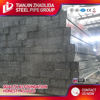 Zhaolida Pre Galvanized Steel Square Hollow Section Tube