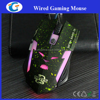Lastest Computer Accessories Personalized Wired Mouse RoHS CE