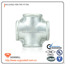 galvanized malleable niples