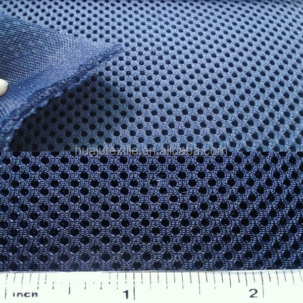 Special Discount Knitted Technics Sandwich 3D Air Mesh Fabric For Car Seat Cover Sports Shoes Home Textile / Storage