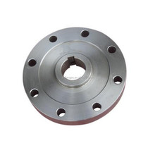 CS forged a105 slip on raised face flange DIN2503