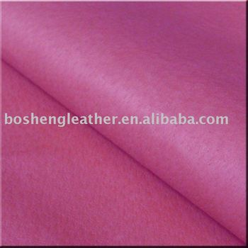 Industry pork skin leather