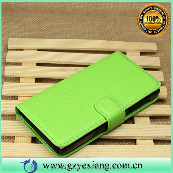 Wholesale Magnet Wallet Case For Huawei Ascend G526 Back Cover