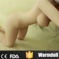 110CM Love Full Body Silicone Sex Doll With Metal Skeleton Inside