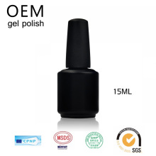 free sample private label uv led one step gel nail polish no need base and top coat one step gel polish