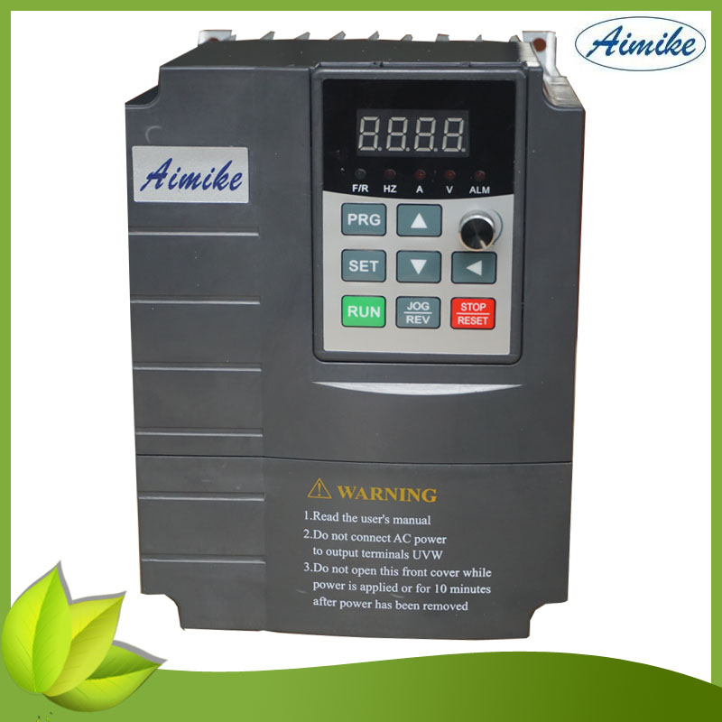 AMK 220v three phase 1.5kw 4T0015G/0022P AC motor variable frequency converter for Motor And Fan