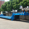 China Low Bed Truck Trailer For