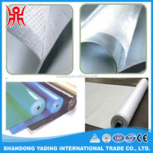 1.2mm TPO Roofing membrane/ Glass fiber reinforced TPO roof waterproof material