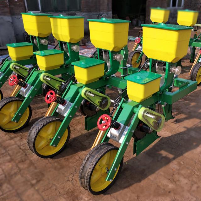 China agricultural no tillage corn seeder machine