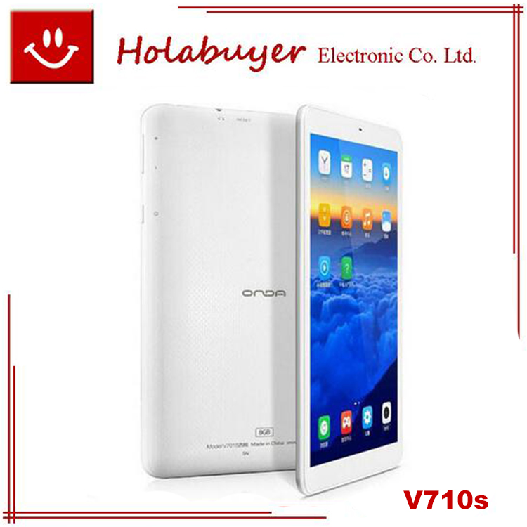 Android 4.4 Onda V701s Quad Core Tablet PC 7 inch 1024*600 Allwinner A31S 8GB WiFi Cheap Tablet PC