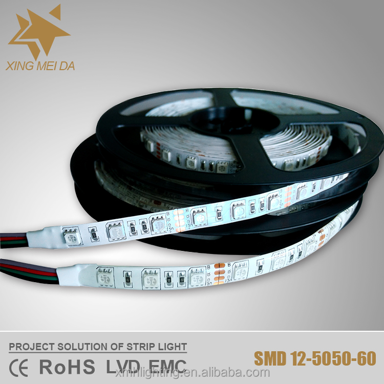 5050 rgb dream color 6803 ic led strip light