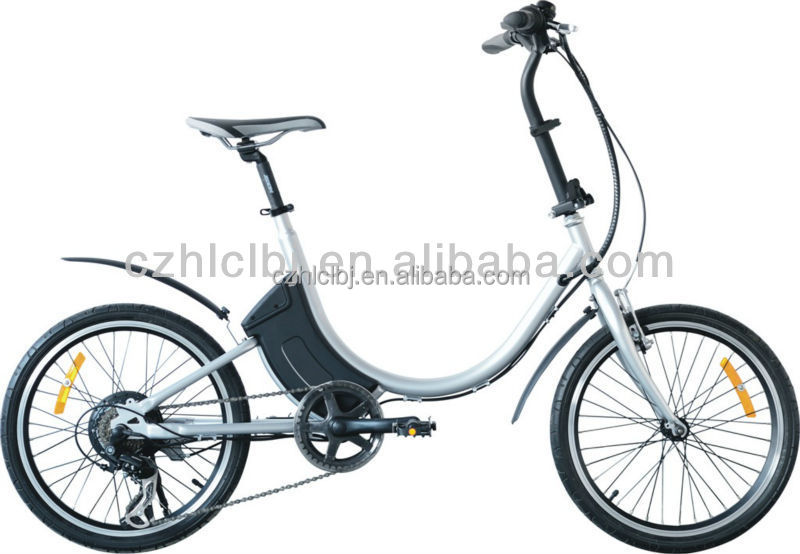 2014 new model 20inch mini MOTORIZED bike,foldable electric bicycle,mini foldable steel frame ebike