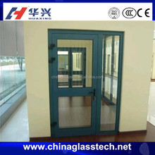 Interior Soundproof Energy-saving Vinyl Frame Sliding Toughened Glass Door