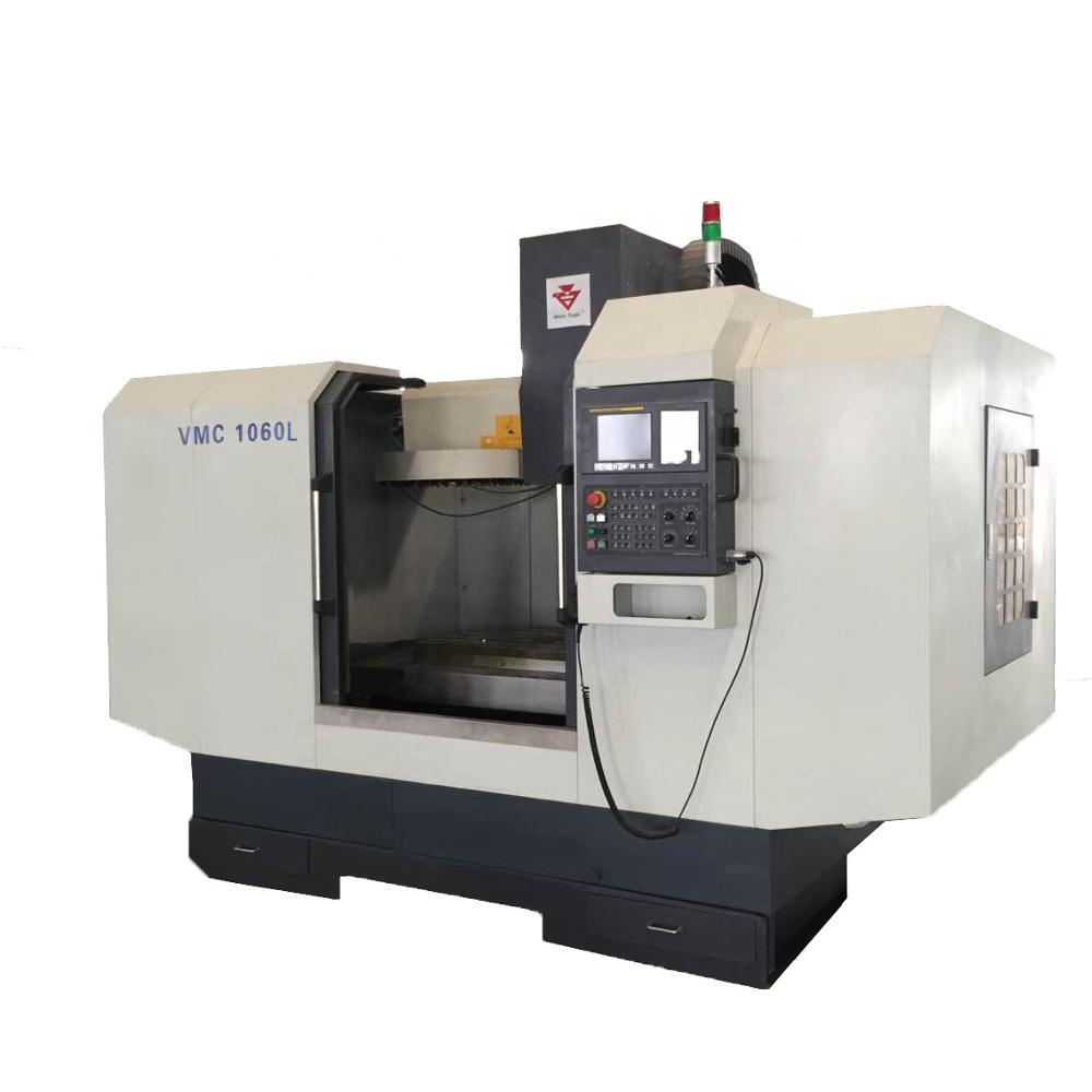 vertical big 600Z AXIS TRAVEL milling machine