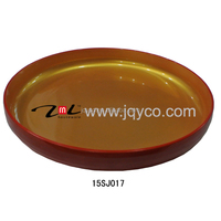 customized CHEAP plastic sushi serving tray, japanese large plastic trays