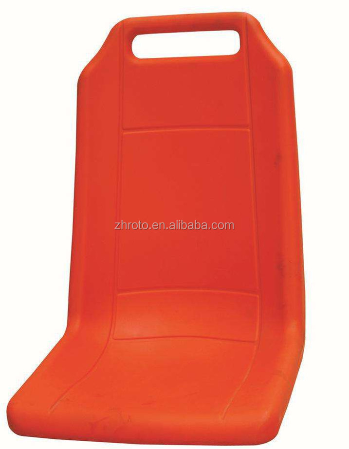 Bus seat, made by HDPE rotomolded mould OEM