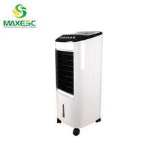 Low Noise Home Ice Indoor Style Electronic Mist Air Cooling Fan