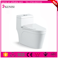 Hot Sale Sanitary Ware Bathroom Ceramic Siphonic One Piece Toilets