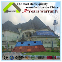 2016 Favorites Compare Colorful New Building Materials Steel Roofing/ roof shingles