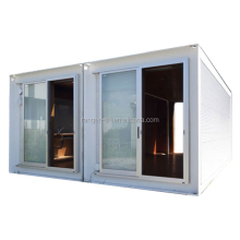 China supplier Flat Pack sandwich panel house for Sentry Box,Guard House,Kiosk,Booth