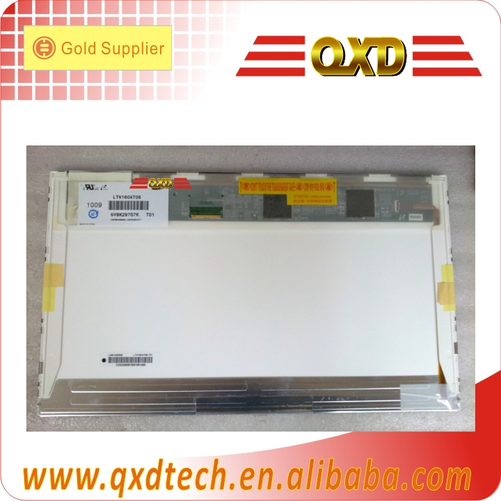 "HOT ! 16.0"" LED HD display Screen Panel LTN160AT06 for A s u s N61VJ N61VG N60 N60DP, 100% NEW"