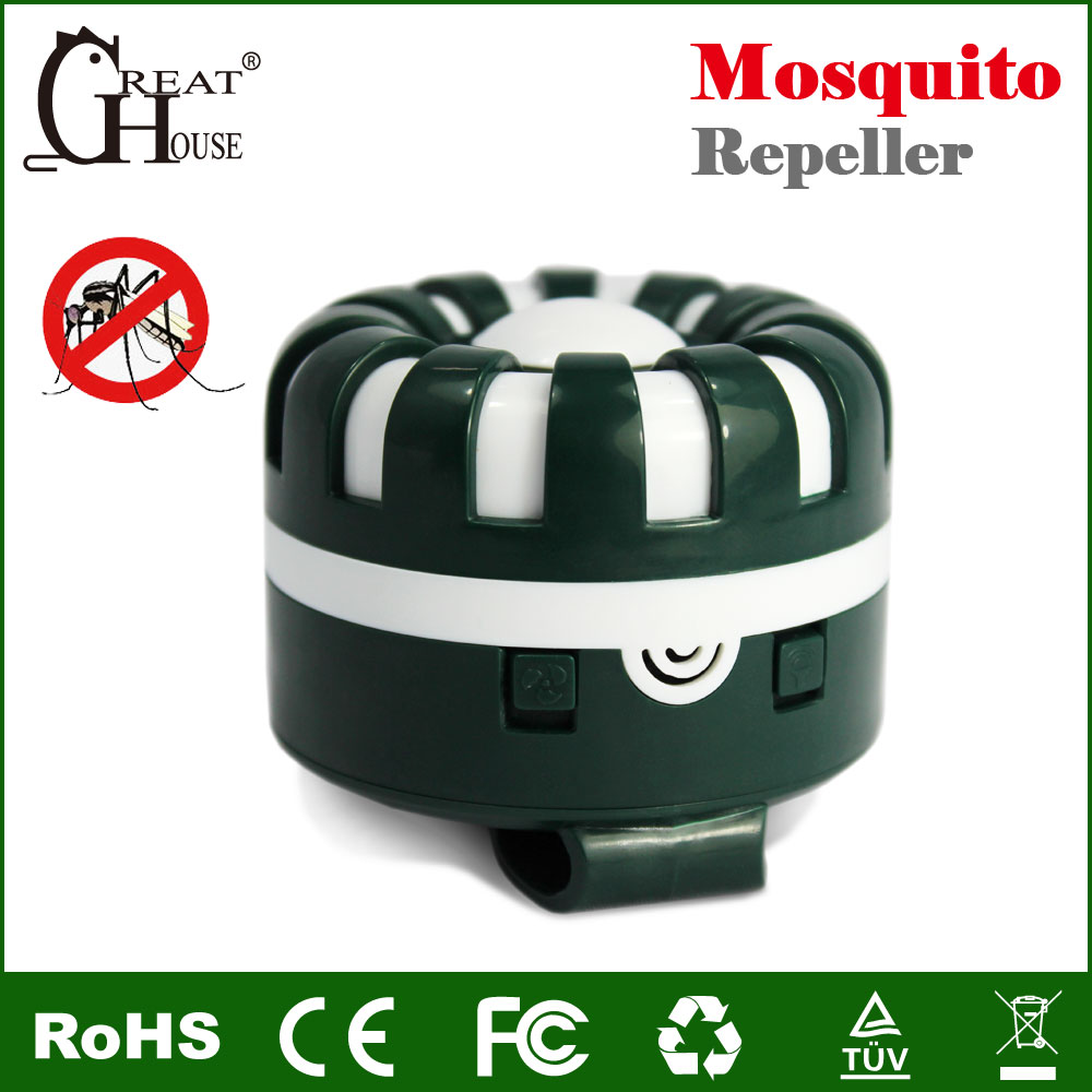 GH-300C Eco-Friendly natural sonic outdoor insect trap away