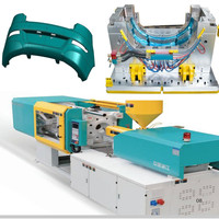 car bumper making machine