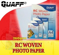 RC Woven Photo Paper