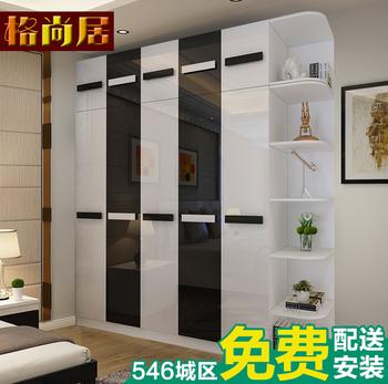 wooden 3 doors clothing armoire wardrobe closetcheap sliding wardrobes