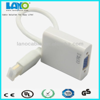 LANO Cable hdmi to vga converter in audio&vedio cables support 1080P
