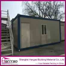 Sh Steel Structure Prefabricated Living Shipping Container House