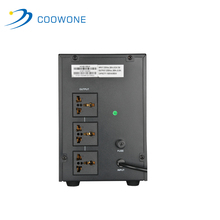 2KW high quality offline UPS Intelligent Uninterruptible Power Supply for home