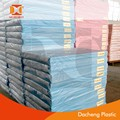 customize PP corrugated sheet/pp coroplast floor covering