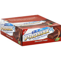 Promax LS Energy Bar Lower Sugar with stevia - 12 pack, 2.36 oz bars