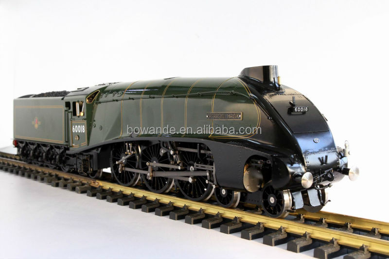 G scale live steam British train model--British A4 (green)