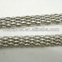 Decorative Mesh Chains For Shoe Amp