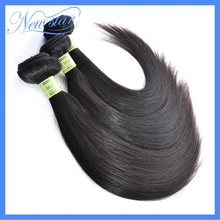 "best quality top 6a grade virgin malaysian hair straight hair 10""-34"" natural color"