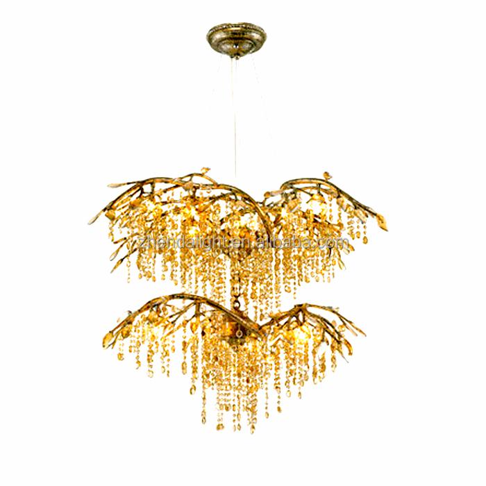 Modernas l mparas de ara a de cristal colgante iluminaci n para la decoraci n del hogar l mparas - Lamparas arana modernas ...