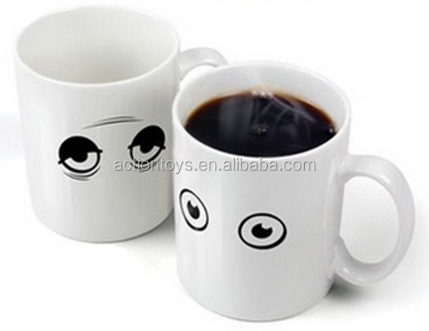 Wake Up Coffee Mug / Ceramic Wake Up Mug - Wakey Wakey rise and shine