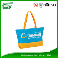 Promotional cheap beach tote bag