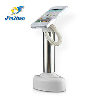 anti-theft alarm and charge display stand for iphone