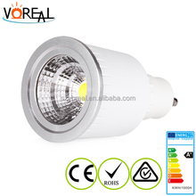 spotlight factory direct ,8w dimmable gu10 led lighting bulb 220v for display case