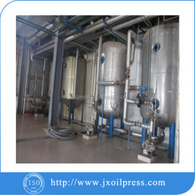 Sunflower oil dewaxing machine production line
