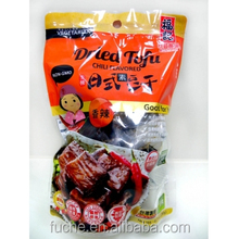 Taiwan Best Choice Vegetarian and Healthy Chili Dried Tofu